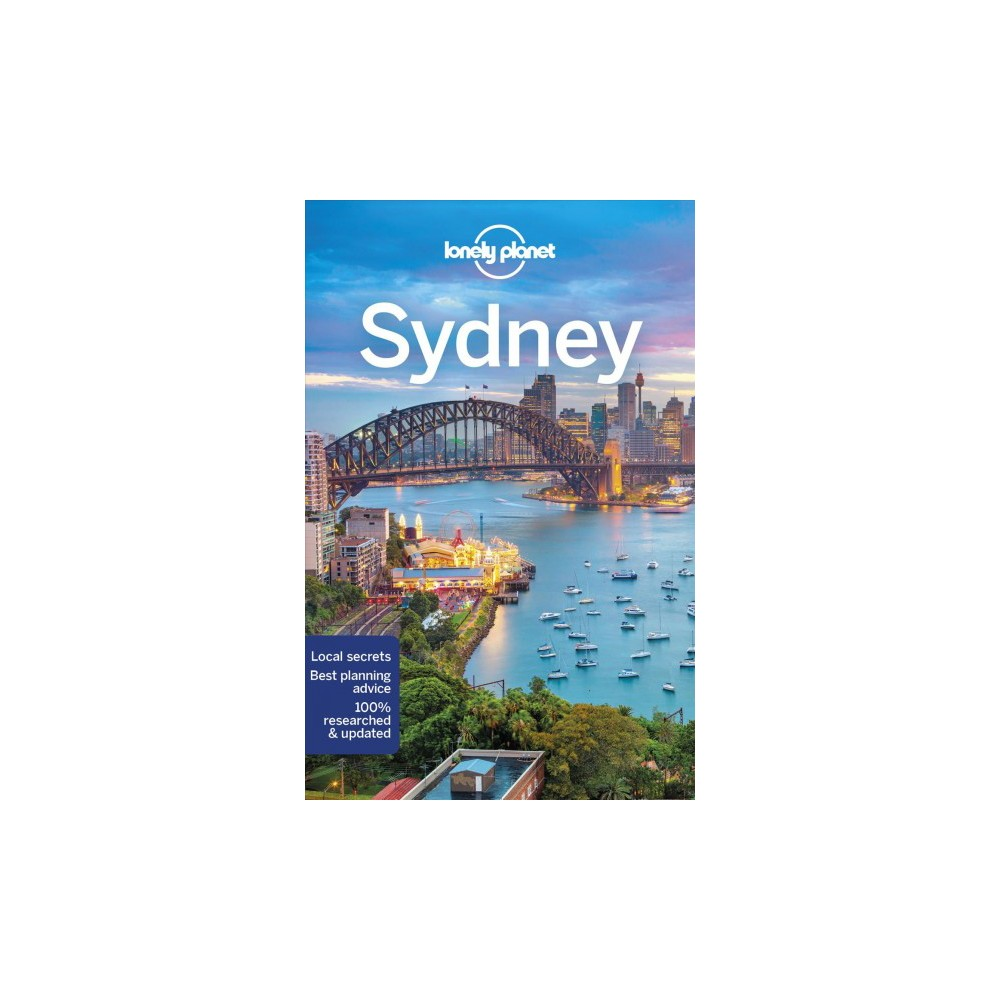Lonely Planet Sydney - 12 Pap/Map (Lonely Planet Sydney) (Paperback)