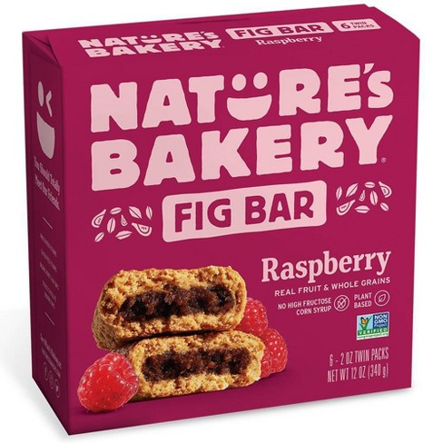 Nature's Bakery Raspberry Fig Bar - 6ct - image 1 of 3