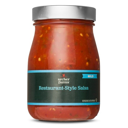 Restaurant-Style Salsa Mild 16oz - Archer Farms™ - image 1 of 1