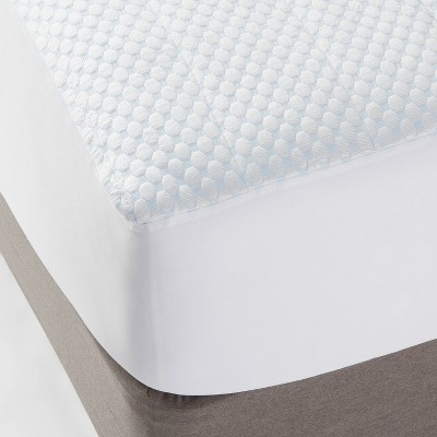 Cool Touch Mattress Pad (King)White - Made By Design™