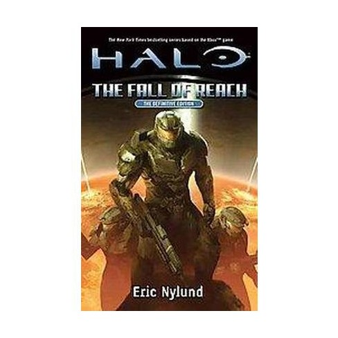 Fall Of Reach The Definitive Edition Reissue Paperback Eric