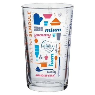 Duralex - Precisio measuring cup (2 cup)- Clear
