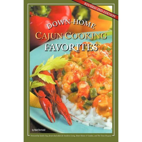 Down-Home Cajun Cooking Favorites - 2 Edition (Paperback) - image 1 of 1
