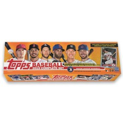 2019 Topps MLB Complete Baseball Trading Card Set - Target Exclusive