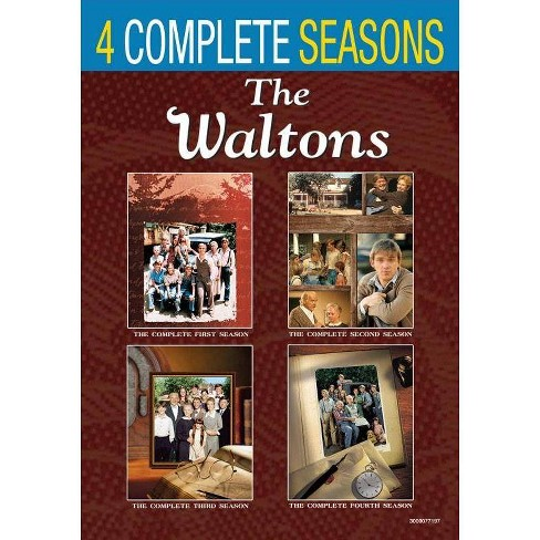The Waltons: Complete Seasons 1-4 (DVD) - image 1 of 1