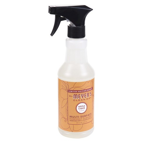 Mrs. Meyer's Apple Cider Multi-Surface Everyday Cleaner - 16oz - image 1 of 3