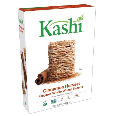 Kashi Organic Cinnamon Harvest Breakfast Cereal - 16.3oz