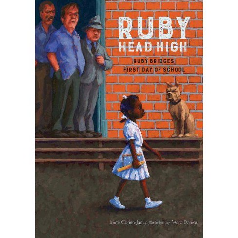 Ruby, Head High - by  Irene Cohen-Janca (Hardcover) - image 1 of 1