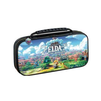 Nintendo Switch Game Traveler Deluxe Travel Case: Link Awakening