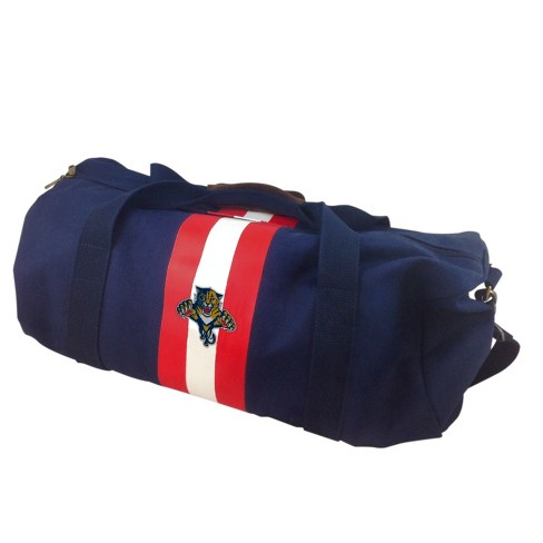 wholesale dealer 76075 79e52 NHL Florida Panthers Rugby Duffel Bag
