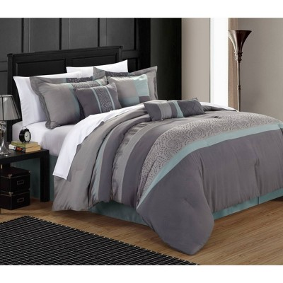 Euphrasia Comforter Set - Chic Home Design