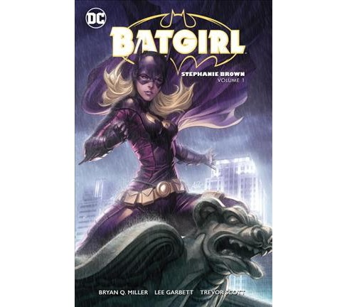 Batgirl Stephanie Brown 1 (Paperback) (Bryan Q. Miller) - image 1 of 1