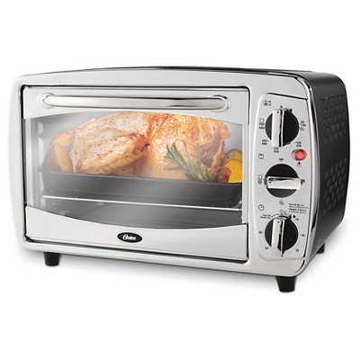 oster toaster oven stainless steel tssttv0001 target rh target com Oster Toaster Oven Rotisserie Oster Large-Capacity Convection Oven