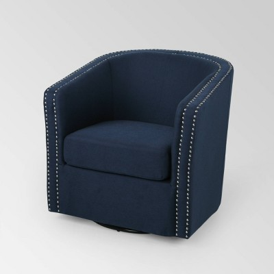 Maya Contemporary Swivel Chair - Christopher Knight Home