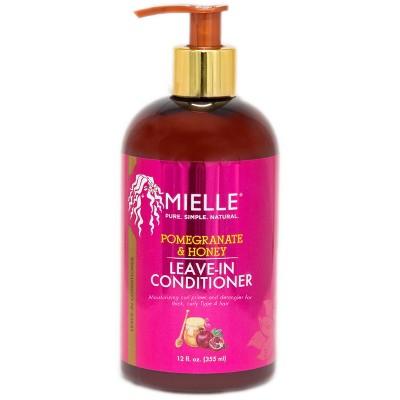 Mielle Organics Pomegranate & Honey Leave In Conditioner   12 Fl Oz by In Conditioner