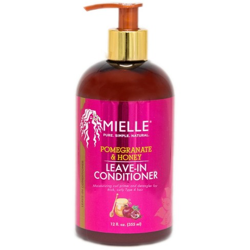 Mielle Organics Pomegranate & Honey Leave-In Conditioner - 12 fl oz - image 1 of 4