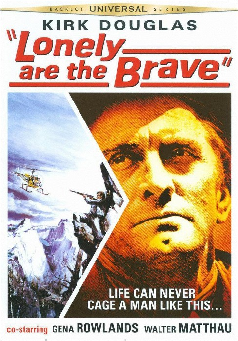 Lonely Are The Brave (DVD) - image 1 of 1