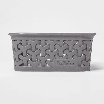 Y-Weave Mini Decorative Storage Basket - Room Essentials™