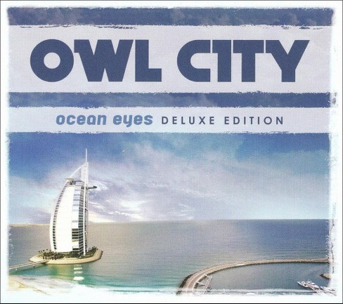 Owl City - Ocean Eyes (Deluxe Edition) (CD) - image 1 of 2