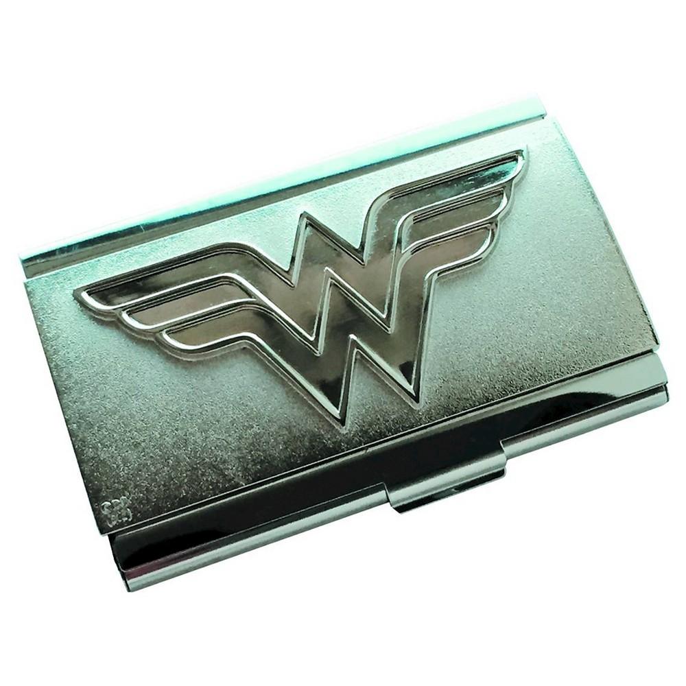 Diamond Select Toys Wonder Woman Logo Px Business Card Case