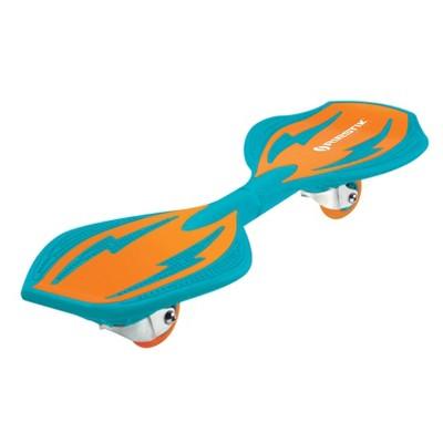 Razor Ripster Brights Skateboard - Orange/Teal