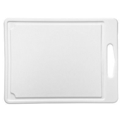 Chicago Cutlery® Poly 16 x 12 Inch Cutting Board