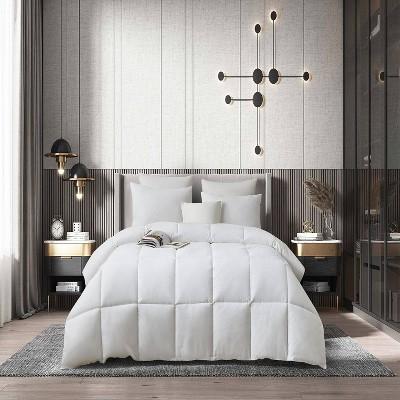 All Seasons Cotton Blend Comforter - Martha Stewart
