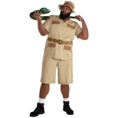 Adult Safari Guide Halloween Costume