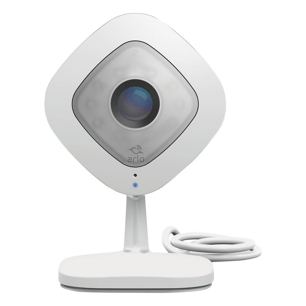 Arlo Q -1080p HD Security Camera with Audio (VMC3040)