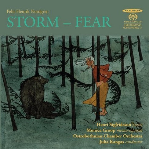 Ostrobothnian Chambe - Nordgre:Storm Fear (CD) - image 1 of 1