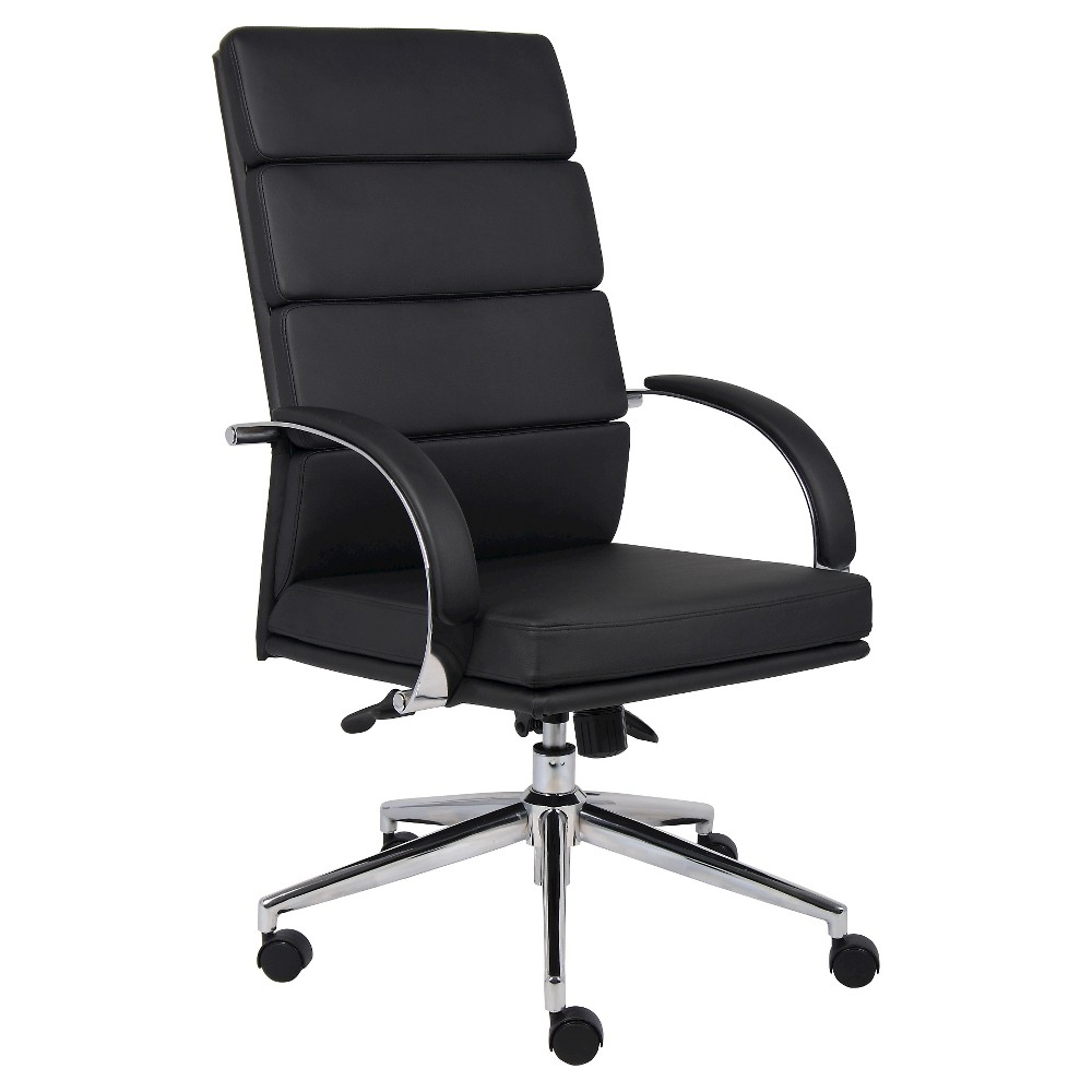 Caressoftplus Executive Series - Boss Office Products, Black