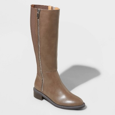 Women's Abril Tall Boots - A New Day™