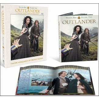 Outlander: Season 1, Vol. 2 [Collectors Edition] [Includes Digital Copy] [UltraViolet] [Blu-ray]
