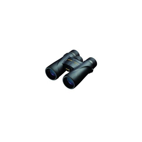 Nikon 8x42 Monarch 5 Water Proof Roof Prism Binocular with 6.3 Degree Angle of View, Black, U.S.A - image 1 of 1