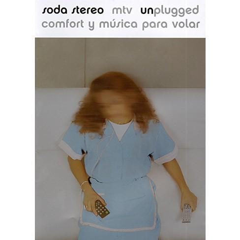 Soda Stereo: Comfort Y Musica Para Volar MTV Unplugged (DVD) - image 1 of 1