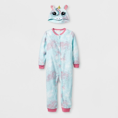 bad1b5ad77 Toddler Girls  Unicorn Blanket Sleeper - Cat   Jack™ Pleasant ...