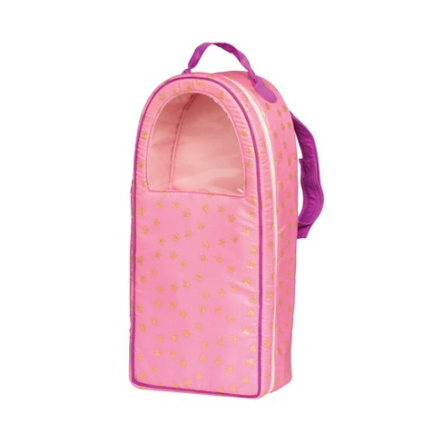 Our Generation Going My Way Doll Carrier Pink Target
