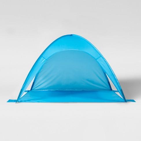 huge discount a53a0 7dfa0 Pop-Up Beach Shelter Blue - Sun Squad™