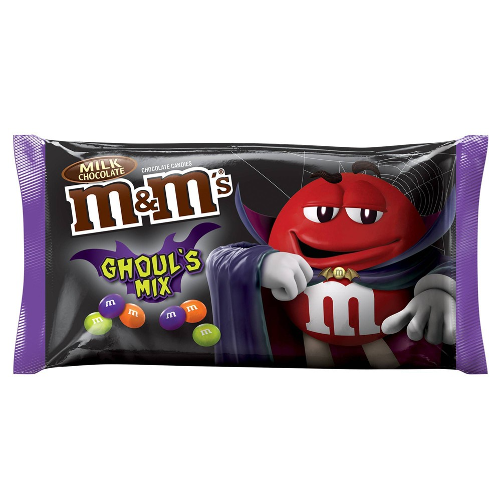 M&M's Halloween Milk Chocolate - 11.4oz