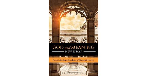 God and Meaning : New Essays (Paperback) - image 1 of 1