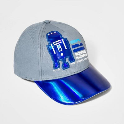 Boys' Star Wars Galaxy's Edge Hat - Gray/Blue