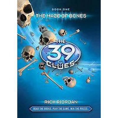 Maze of Bones ( 39 Clues) by Rick Riordan (Hardcover)