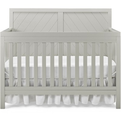 Fisher-Price Standard Full-sized Crib Grey