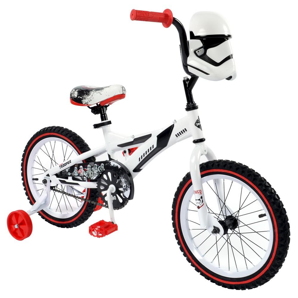 Huffy Star Wars Stormtrooper 16 34 Kids 39 Bike White