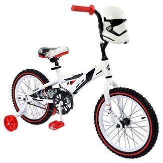 "Huffy Star Wars Stormtrooper 16"" Kids Bike - White"