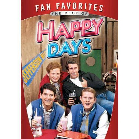 Fan Favorites: The Best of Happy Days (DVD)(2012) - image 1 of 1