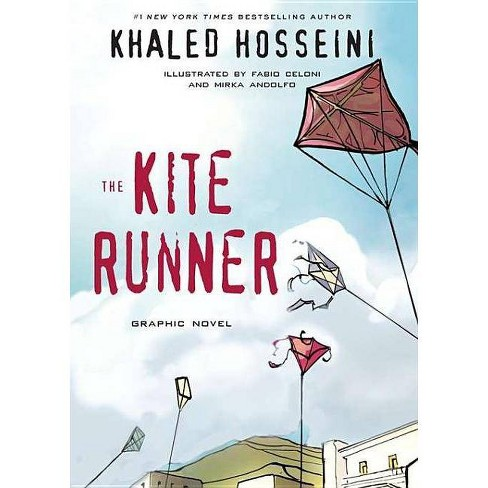 The Kite Runner Graphic Novel - by  Khaled Hosseini (Paperback) - image 1 of 1