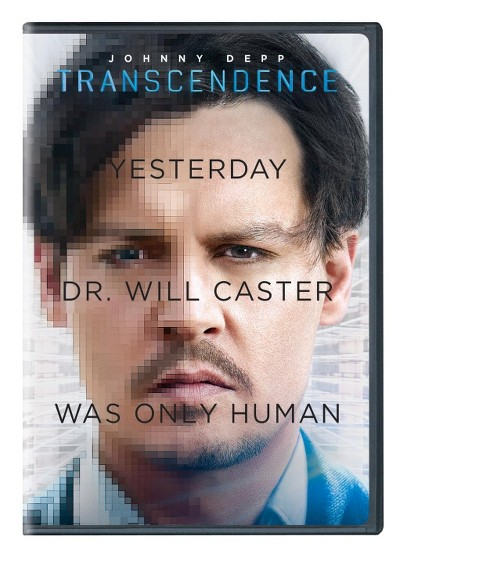 Transcendence (Includes Digital Copy) (UltraViolet) (dvd_video) - image 1 of 1
