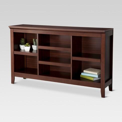 32 Carson Horizontal Bookcase