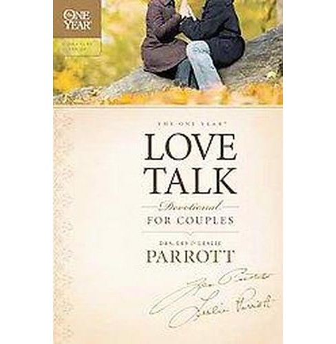 The One Year Love Talk Devotional for Couples (Paperback) - image 1 of 1